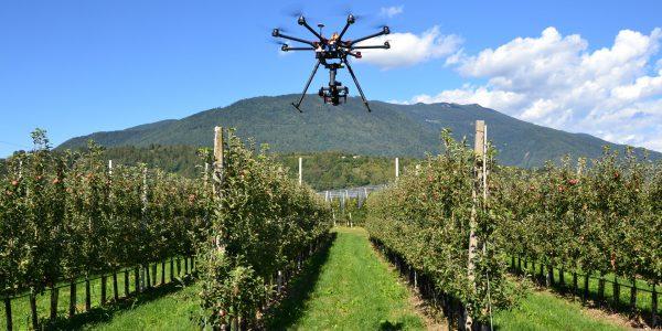 Monitoraggio Colture Agricole Con Droni